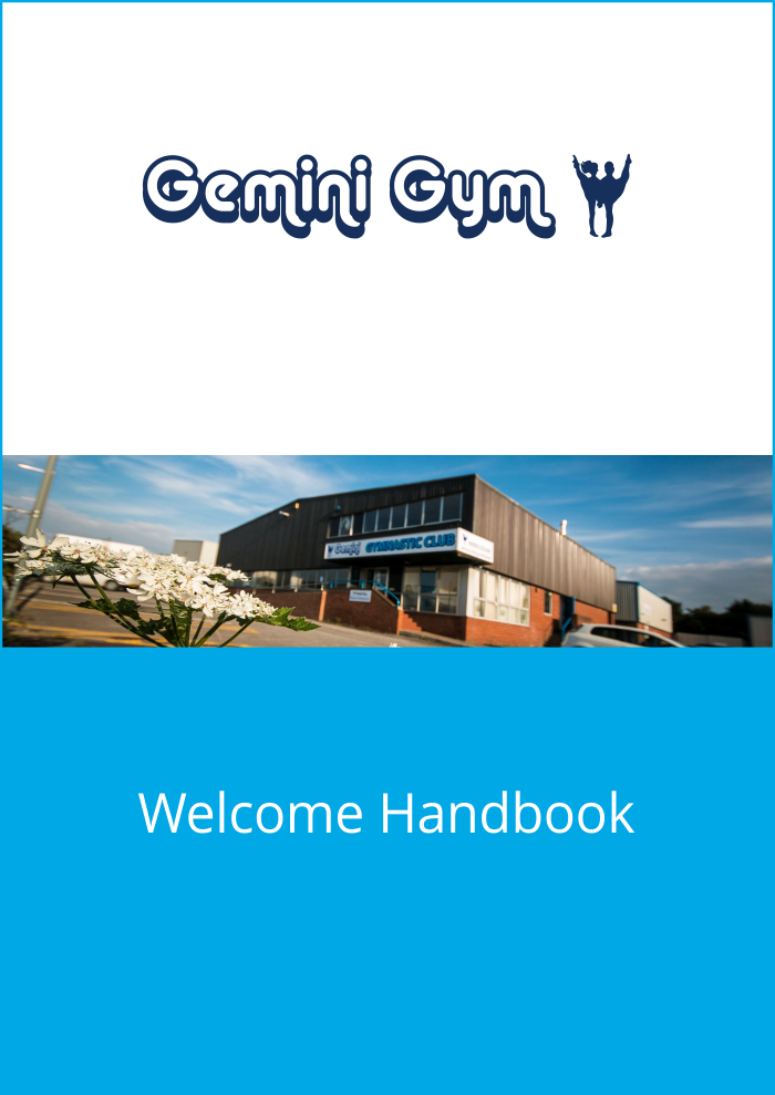 Gemini Gym Hanbook 1